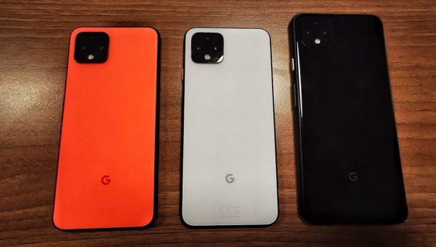 Así es el Pixel 4: el nuevo móvil de Google de dos cámaras para superar a Samsung y Apple