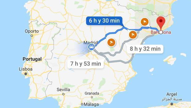 Google Maps: el truco para avisar de un accidente de tráfico o de un radar móvil