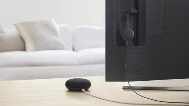 Nest Mini, la evolución discreta del altavoz inteligente de Google