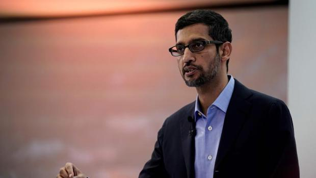 Sundar Pichai, jefe de Google, pide regular la Inteligencia Artificial