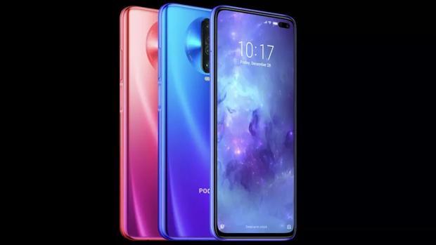 Así es el nuevo teléfono móvil Poco X2: la nueva apuesta de Xiaomi por el «low cost»