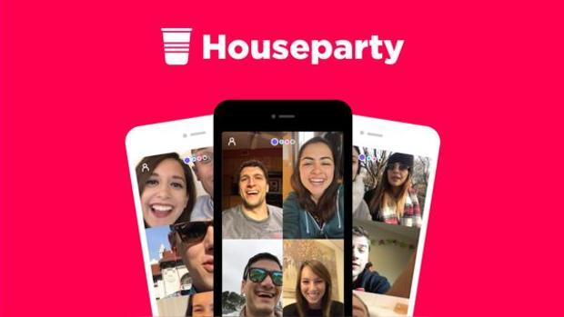 Resultado de imagen para Houseparty