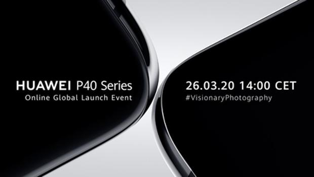 Sigue en directo la presentación del nuevo Huawei P40 y del P40 Pro