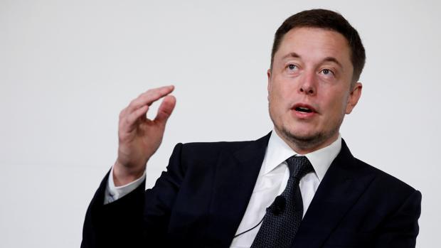 Elon Musk, empresario y fundador de Tesla o Space X