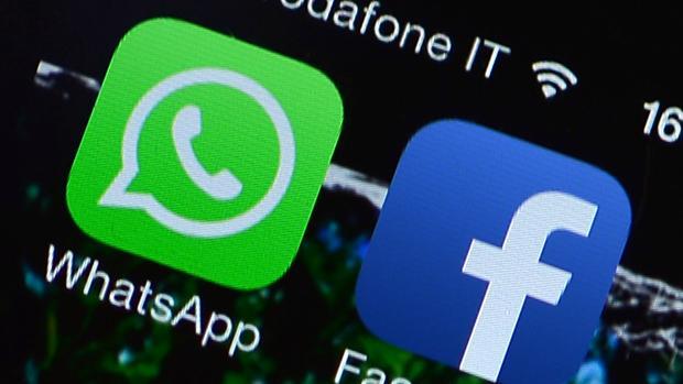 WhatsApp, Instagram y Facebook sufren una caída durante media hora que afectó principalmente a España