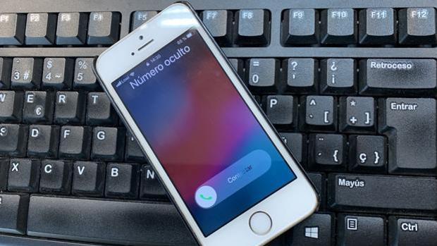Cómo llamar con número oculto desde iPhone o desde Android, Cloud Pocket 365