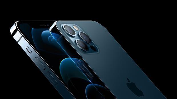 Apple se convierte en la segunda compañía que más 'smartphones' ha vendido en 2020 gracias al iPhone 12