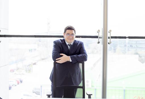Koldo Muñoz, el COO de Tarlogic