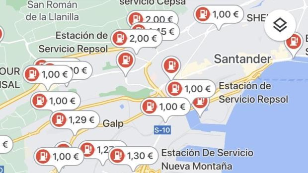 Encontrar gasolina barata o seguir a guías locales: trucos para exprimir Google Maps este verano