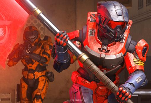 Fotograma del modo multijugador de 'Halo Infinite'