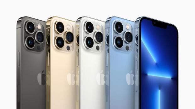 iPhone 13: así son todos los 'smartphones' que ha presentado Apple