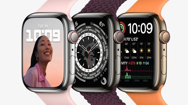Cuánto cuesta Apple Watch Serie 7