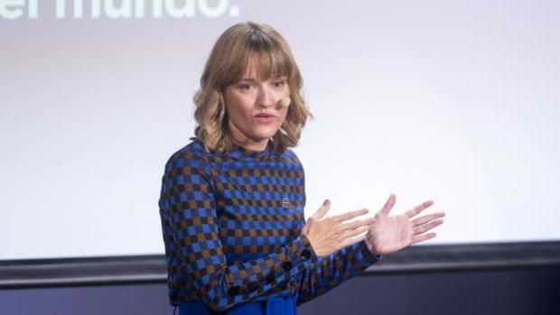 Pilar Alegría: «necesitamos una educación tecnológica que nos permita evitar brechas de género»