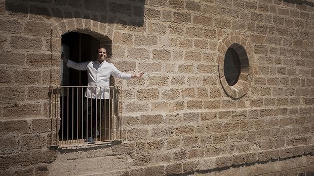Ángel León, en el nuevo Aponiente
