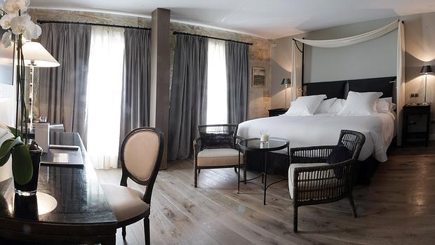 Hotel Don Gregorio, en Salamanca