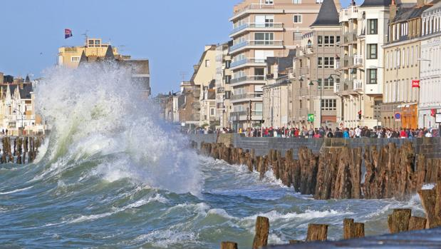Saint-Malo, en la Bretaña francesa