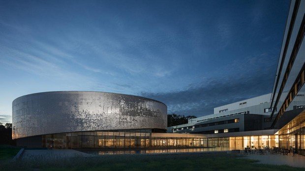 Exterior del nuevo Aquarium de Lausana