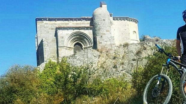 Ermita de Santa Cecilia de Vallespinoso de Aguilar