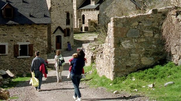 Lanuza, Huesca