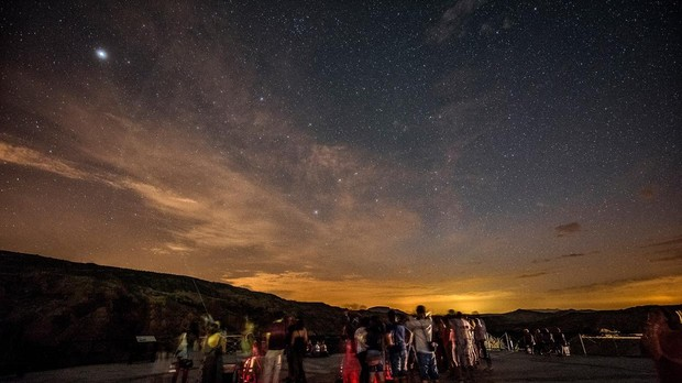 Resultado de imagen de Gorafe y Aldeire parque estelar