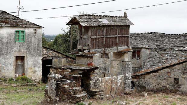 Os Pretos, en la parroquia de A Torre