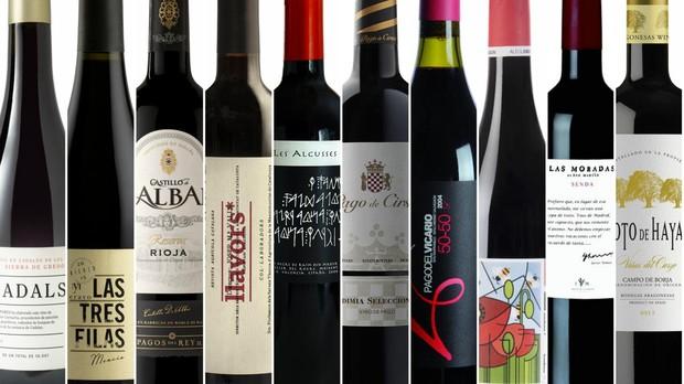 Vinos Diez De Los Mejores Tintos De España Por Menos De 10 Euros