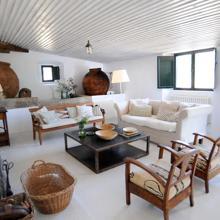 A room in El Lagar de los Almendros